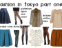Japanese Fashion [Part One]