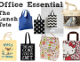 Office Essential: The Lunch Tote