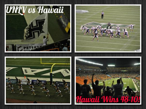 Football Hawaii
