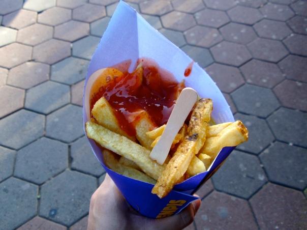 Amsterdam frites
